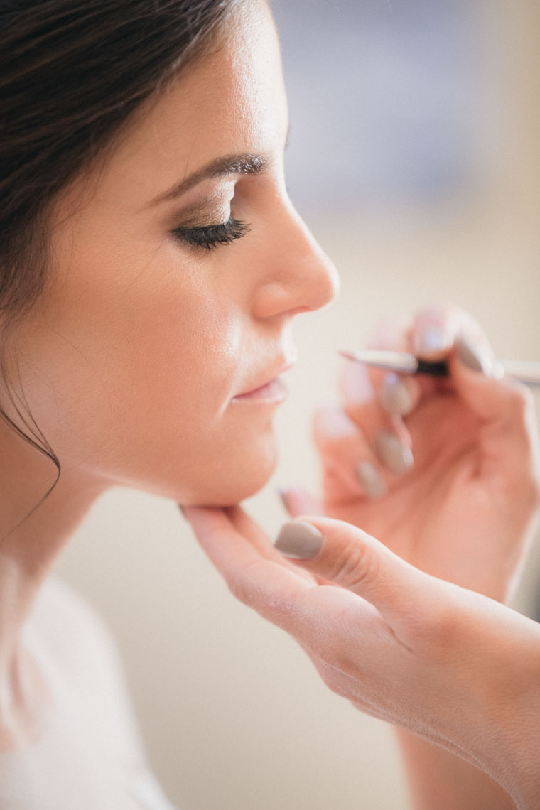 Bridal makeup artist in Whistler BC