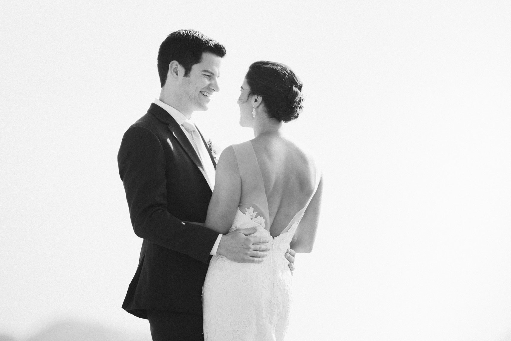 Black and white wedding photography from vancouver and whistler BC