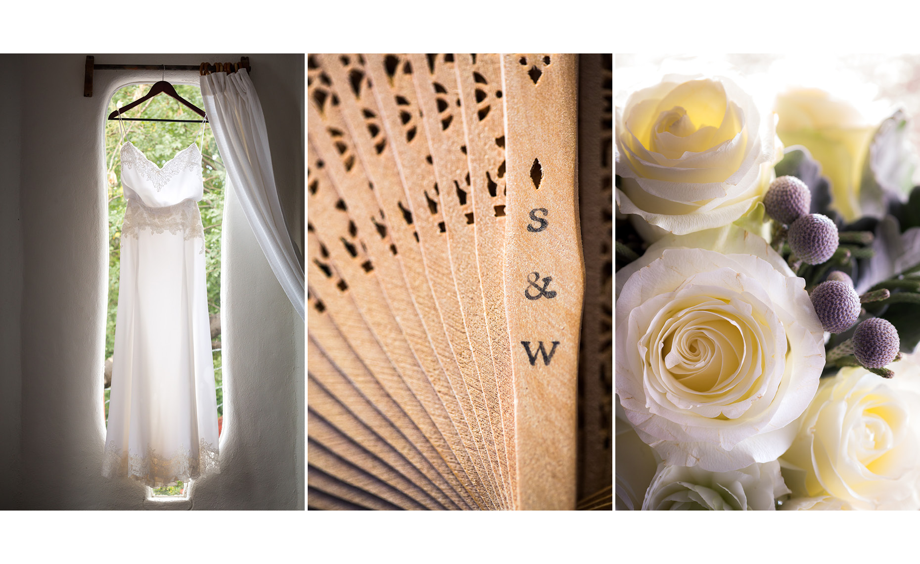 Destination wedding photographer from whistler shoots closeup details