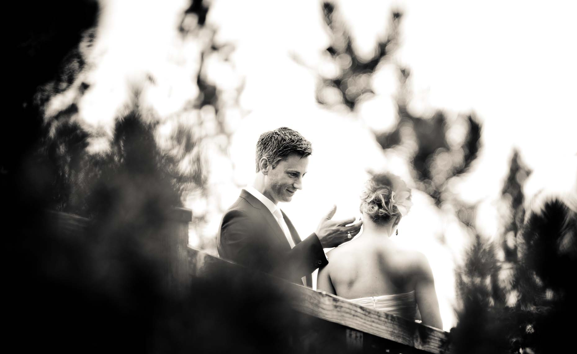 Candid intimate wedding photography in Vancouver BC