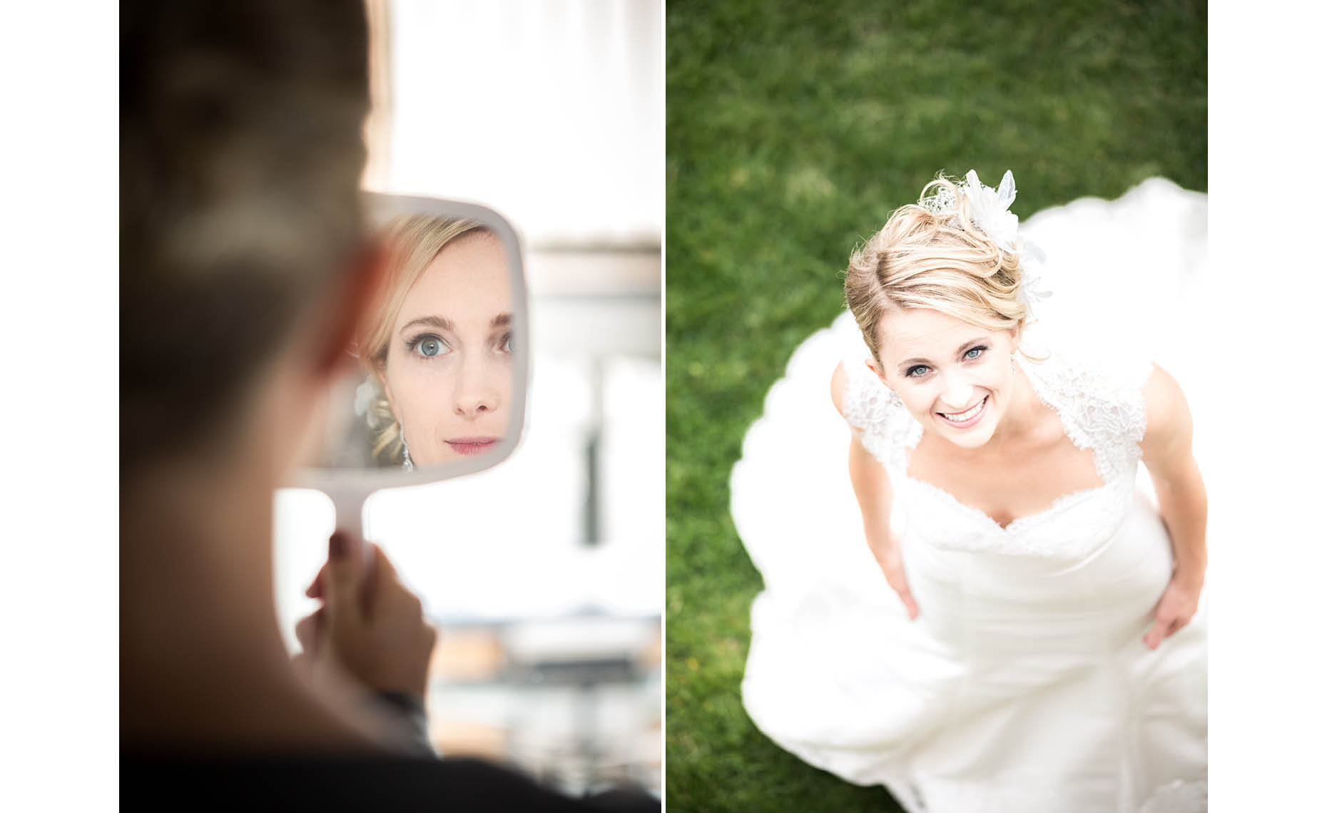 candid bridal portrait by whistler wedding photographer